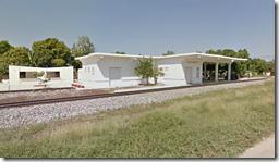 estación de tren Aracata