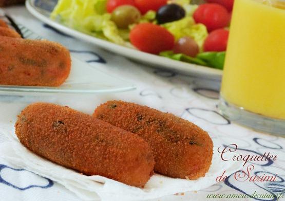 croquettes au surimi 006 , cuisine du ramadan