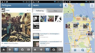 Instagram 3.0 su Android