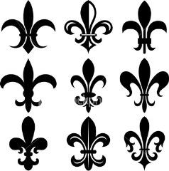 tatuagens de flor de liz15