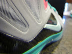 nike lebron 9 ps elite grey candy pink 2 03 LeBron 9 P.S. Elite Miami Vice Official Images & Release Date