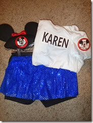Mousketeer Race Costume