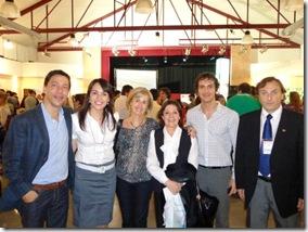 Participaron integrantes de la COTAB, prestadores y vecinos