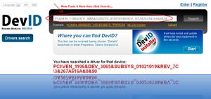 Devid-Driver-SEARCH