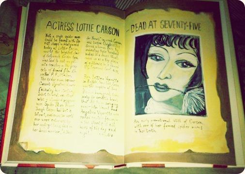 Lottie Carson