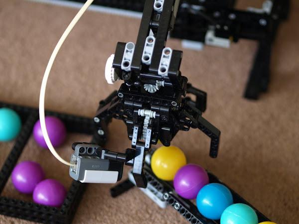 Tressel Crane Claw Set-up