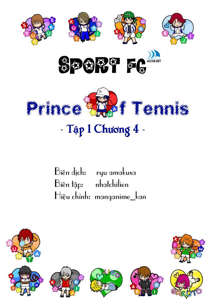 Prince of Tennis Chap 4 - Truyen.Chap.VN