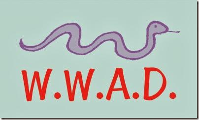WWAD Sticker