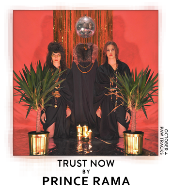 Trust Now by Prince Rama