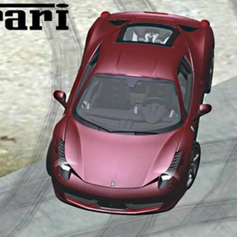 Farming simulator 2013 – Ferrari 458 Italia V 1.0