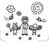 1000 - dibujos dia del padre color, jugarycolorear (2)_byn