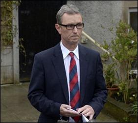Britain Lawmaker Arrested