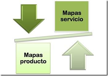 Mapas servicio mapas producto