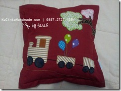 Train Applique Atik