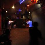 hyper techno room at club complex code in Shinjuku, Tokyo, Japan