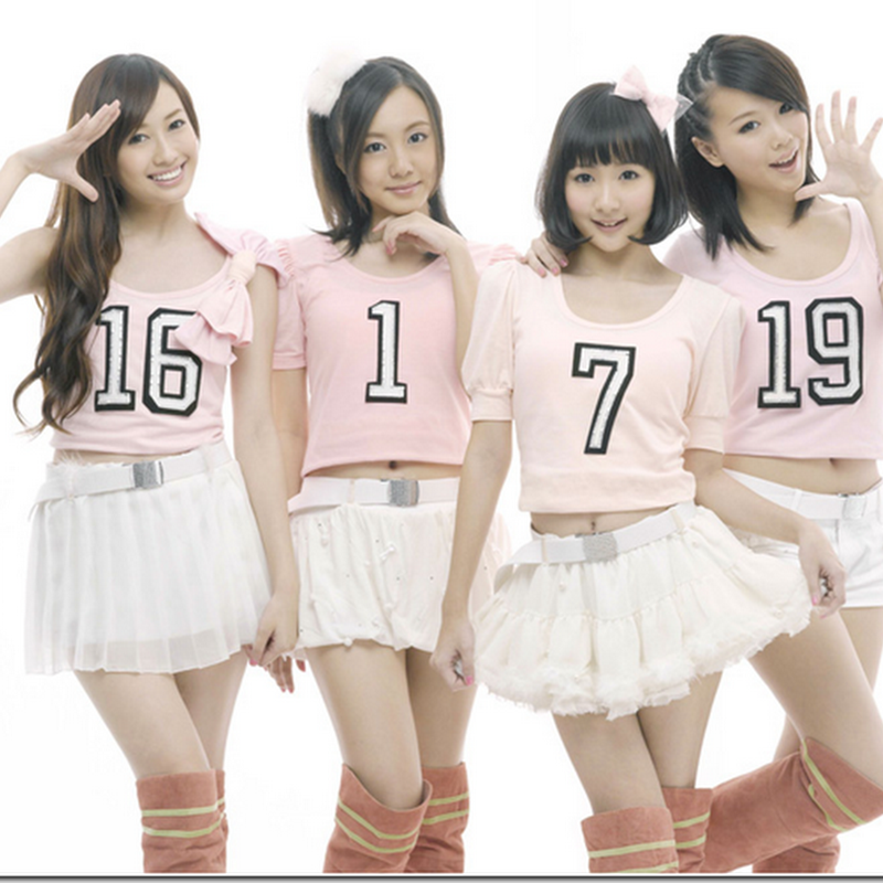 Sea ☆ A (Singapore Idol Group)