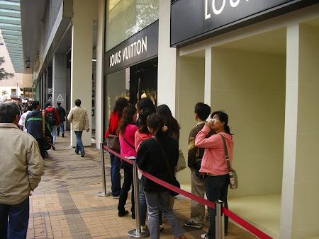 Hong Kong shops