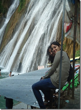 Aparna Sharan General Manager - HR Samsung Software Engineering Lab Noida at Kempty Falls Mussoorie
