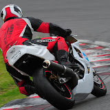 The left hander that had been my undoing on the CB1000R. The Blade faired better round it.