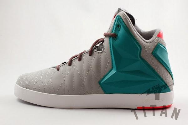 Nike LeBron XI NSW Lifestyle 8220Miami Vice8221 616766002