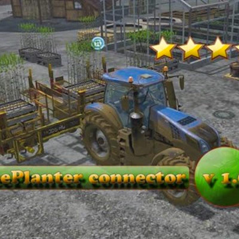 Farming simulator 2015 - TreePlanter connector v 1.0