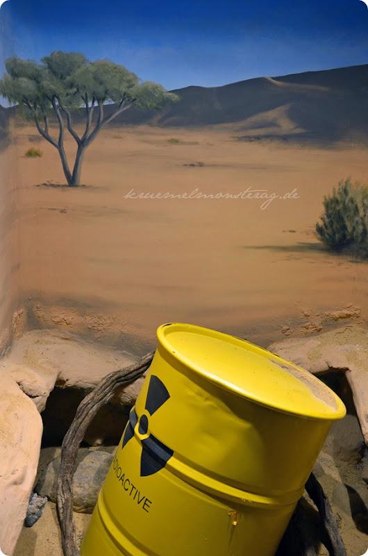 Wremen 20zwölf Tag 3 Klimahaus - Niger