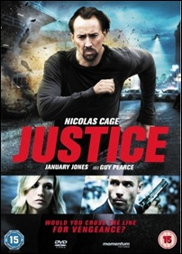 Justice - poster