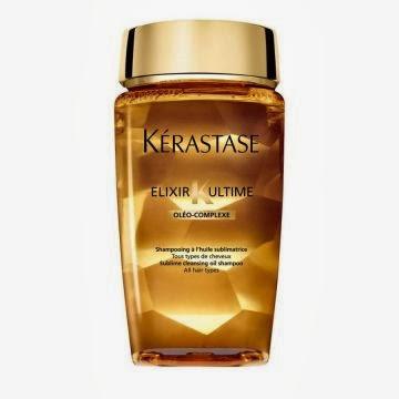 Testei Shampoo Elixir UltimE-Kerastase