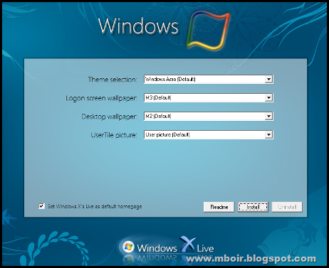Windows 8 UX Pack 1.0 mboir