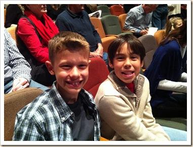 j and caleb