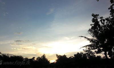 galeri foto menjelang matahari terbit