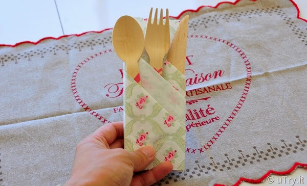 How to Fold Paper Napkins For Parties and Gatherings   http://uTry.it
