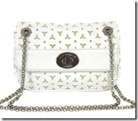 lulu guinness white bag
