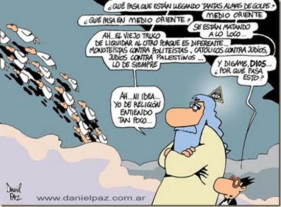 cielo paraiso humor ateismo biblia grafico religion dios jesus (7)