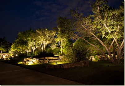 Outdoor lighting answers by nightscenes franchise or independent front yard 2 mozeypictures Image collections