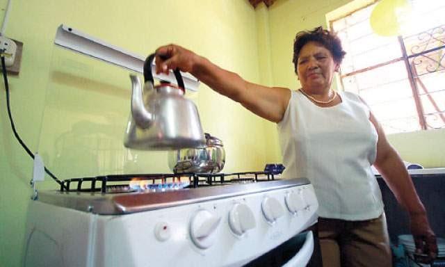 Aplicaciones del Gas Natural para su uso doméstico