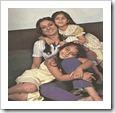 Kajol-and-Tanisha-Childhood-pic
