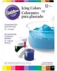 wilton 12 colors