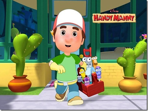 Wallpaper Handy Manny (4)