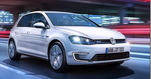 Volkswagen Golf GTE promete consumo de 55 km/l