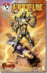 P00005 - Witchblade #112