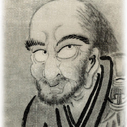 Hakuin, Rinzai / LinChi / Línjì Yìxuán (Cinese founder of Hakuin's sect of Zen) xviii.jpg