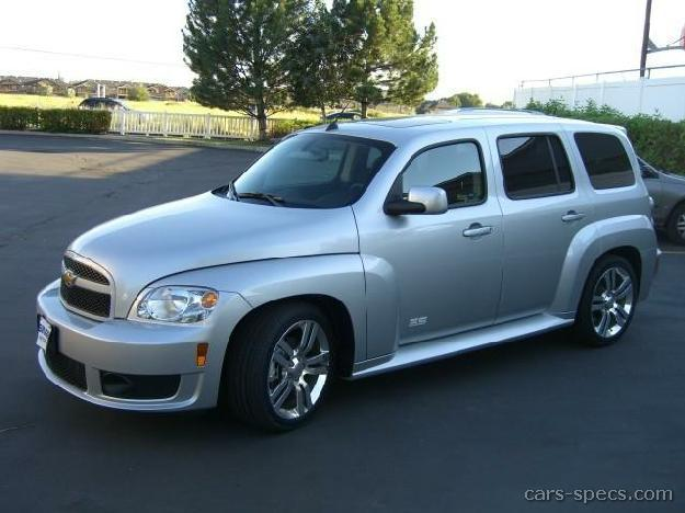 2009 chevrolet hhr ss specifications pictures prices. Black Bedroom Furniture Sets. Home Design Ideas