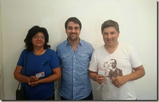 La Municipalidad de La Costa entregó cédulas de identidad a residentes paraguayos