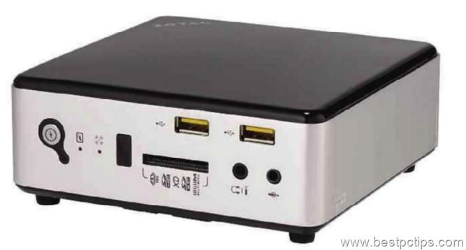 ZOTAC ZBox Nano ID64 Plus