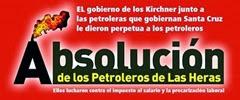 Absolucion Petroleros Las Heras 3