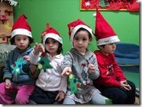 Τα αστεράκια του Παιδικού Σταθμού εύχονται Merry Christmas!