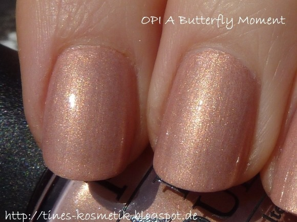 OPI A Butterfly Moment 4