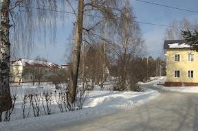 10 корпус - зима