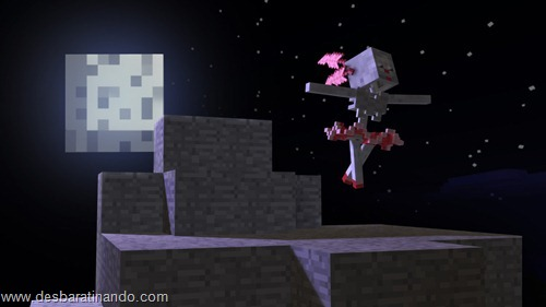 wallpapers minecraft 8 bit pixelados desbaratinando  (32)